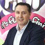 Antonio Repiso, nuevo director comercial de Fini Golosinas