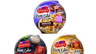 Tres nuevos productos de Campofrío Pizza&Salsa