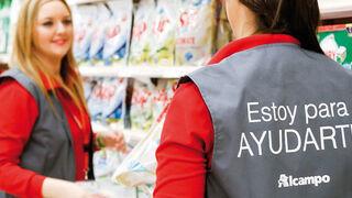 Nueva subida salarial en Eroski, Carrefour, Alcampo y ECI