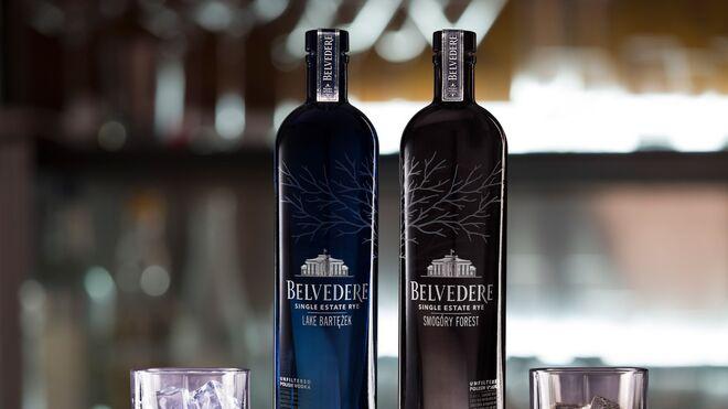 Belvedere lanza la nueva serie de vodkas Single Estate Rye