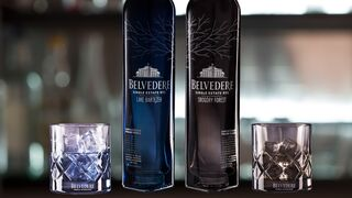 Belvedere lanza la nueva serie de vodkas Single Estate Rye