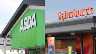 Sainsbury's y Asda llegan a un acuerdo para fusionarse