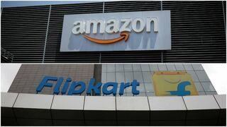 Amazon planta cara a Walmart: quiere Flipkart