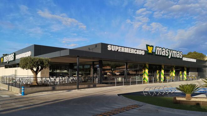 Antes era La Nucía, ahora es un supermercado masymas