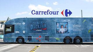 Nueva edición de La Caravana de la Salud de Carrefour