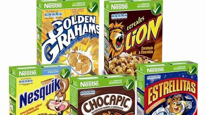Nestlé reformula sus cereales para seguir las tendencias