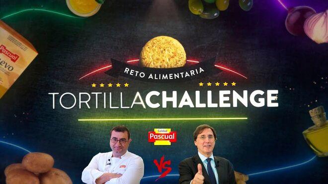 Tomás Pascual vs Sergio Fernández: el duelo de la mejor tortilla de patatas está servido