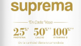 Suprema, lo último de Central Lechera Asturiana
