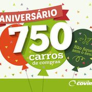 Covirán celebra siete años de actividad en Portugal
