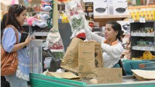 Los supermercados refuerzan su trono ante otros canales