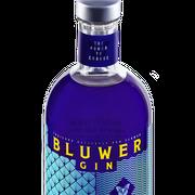 Bluwer Gin: la primera ginebra azul 'experiencial'