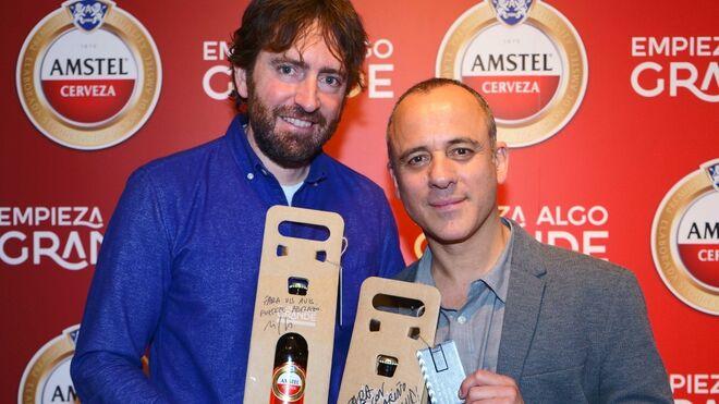Amstel se renueva: más intensidad, aroma y sabor