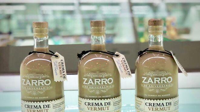 Crema de vermut, lo último de Zarro en una receta de autor