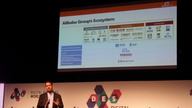 Alibaba y sus planes para llegar a la cima en el retail actual