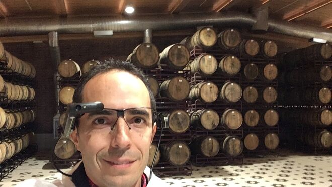 Mahou San Miguel incorpora smartglasses en sus plantas