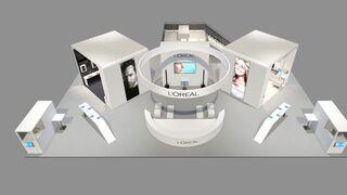 Stand de L'Oréal en Viva Technology