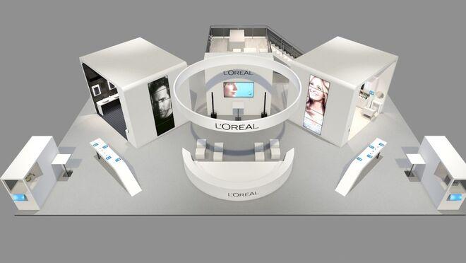 L'Oréal presenta lo último en belleza tecnológica