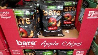 PepsiCo adquiere el fabricante de snacks Bare Foods