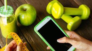 Alerta ante el auge de apps para ayudar a adelgazar