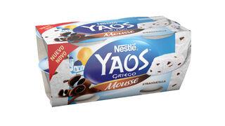 El Yogur Griego de Nestlé pasa a llamarse desde ahora YAOS