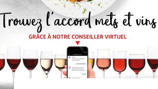 Auchan lanza un chatbot asesor de vinos y comida