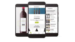 Las apps de vino viven un momento dorado
