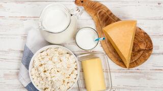 El consumo de leche en España bajó el 30% desde el 2000