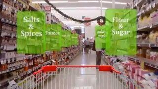 Otro supermercado en versión realidad aumentada