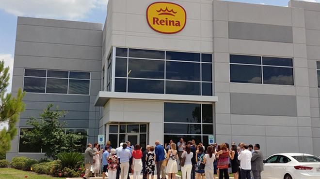 Postres Reina inaugura su nueva fábrica en EE UU