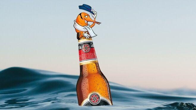Pescanova pide una cerveza de langostinos a Estrella Galicia