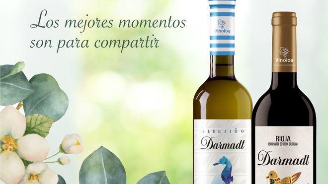Vinoloa crece con Darmadt Albariño y Rioja
