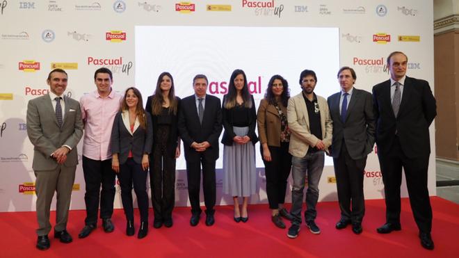Pascual Startup premia a los ganadores de su 3ª edición