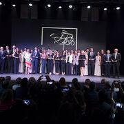 Manuel Carrasco y Paula Echevarría: perfumes de premio