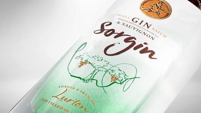 Sorgin, primera ginebra elaborada con Sauvignon Blanc