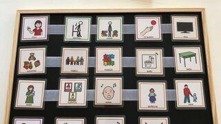 Los pictogramas de Alcampo para ayudar a los niños autistas