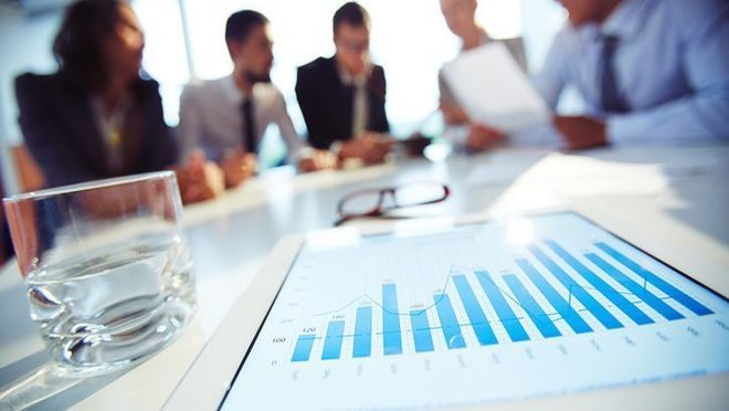 Los directores financieros, optimistas sobre la economía