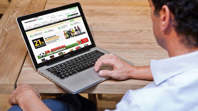 El Corte Inglés estrena nuevo supermercado online