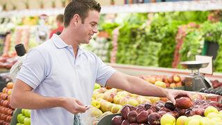 El gasto medio en alimentación bajó el 0,4% en 2017