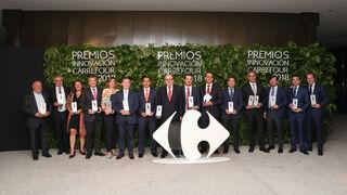 15 productos innovadores, 15 premios Carrefour