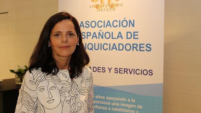 Luisa Masuet sucede en AEF a un histórico: Xavier Vallhonrat