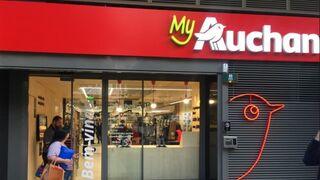 Imagen de una tienda Auchan