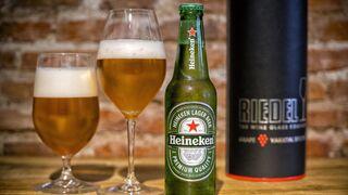 Heineken y Riedel apuestan por la premiumización de la cerveza
