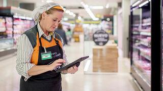 Razones por las que crece el empleo en los supermercados