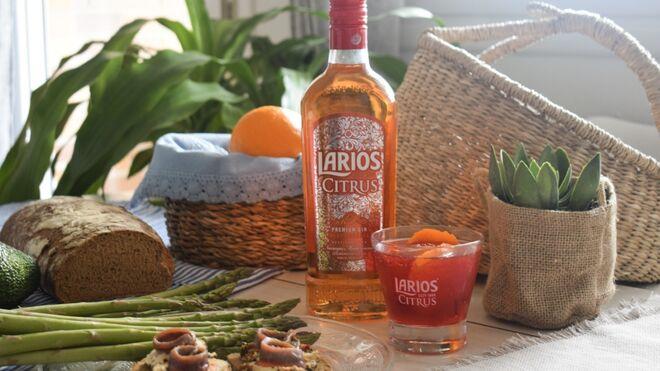 Larios lanza Citrus, una inspiración mediterránea