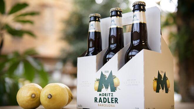 Nueva Moritz Radler con aromas cítricos para el verano