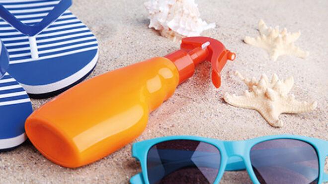 Las cremas solares en spray sacan buena nota