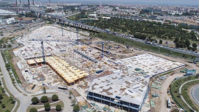 Lar España financiará con 100 millones el centro Palmas Altas