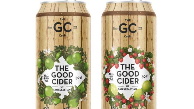 Sidra The Good Cider: ahora también en lata