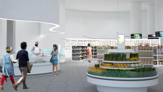 SuperLab, el supermercado que adelanta lo que viene