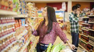 Las compras de alimentación, en su momento más positivo